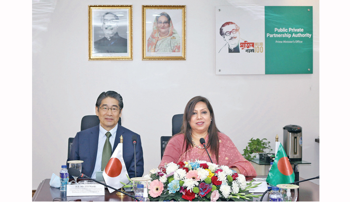 Japan keen to invest $8.38bn in 5 PPP projects