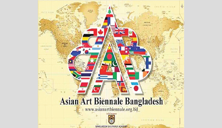 19th Asian Art Biennale Bangladesh now begins on Nov 1