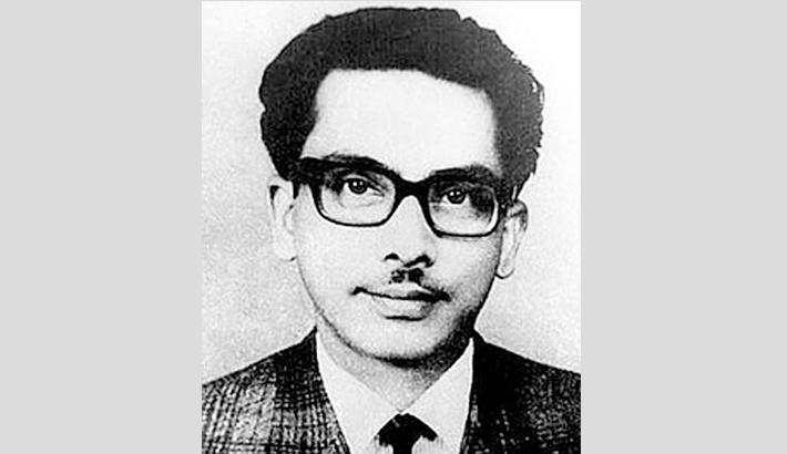 Shahidullah Kaiser's 94th birth anniv today