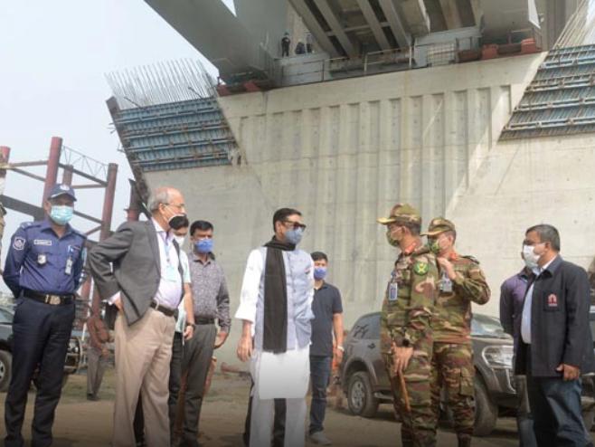 92pc works of Padma Bridge completed: Quader