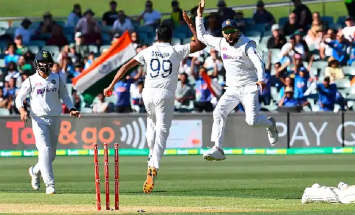 Ashwin stars as India thrash England to level Test series 1-1