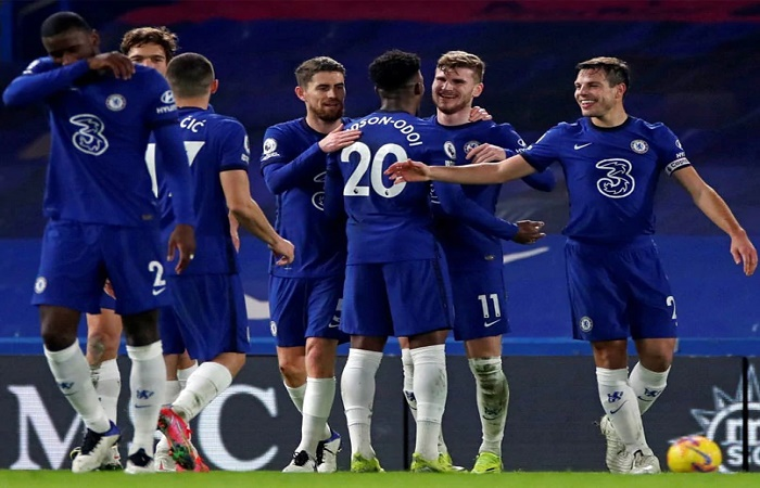 Werner ends goal drought as Chelsea revival gathers pace