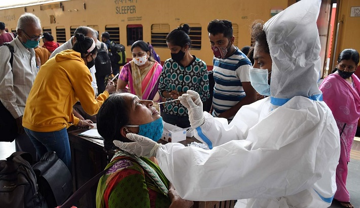 COVID-19: New cases fall below 10,000 for fourth time in India February