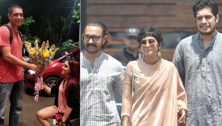 Aamir Khan's son Junaid begins shooting for his Bollywood debut Maharaja