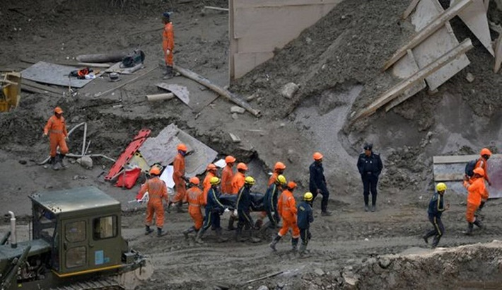 Death toll climbs to 58 in India's Uttarakhand disaster