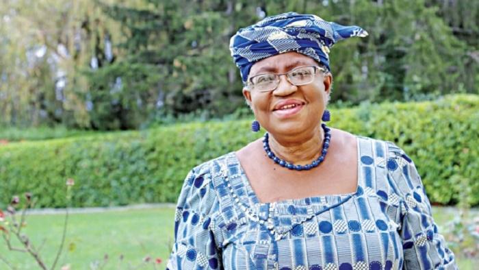 Nigeria's Okonjo-Iweala named first female, African WTO boss