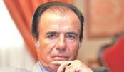 Ex-Argentine president Menem dies