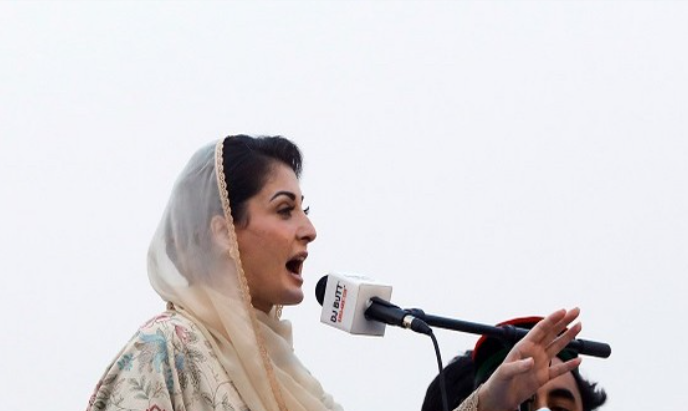 Don't let Imran Khan come to power again: Maryam Nawaz urges people at Wazirabad rally