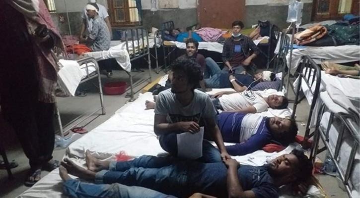 11 BU students hurt in attack at a mess in Barishal city