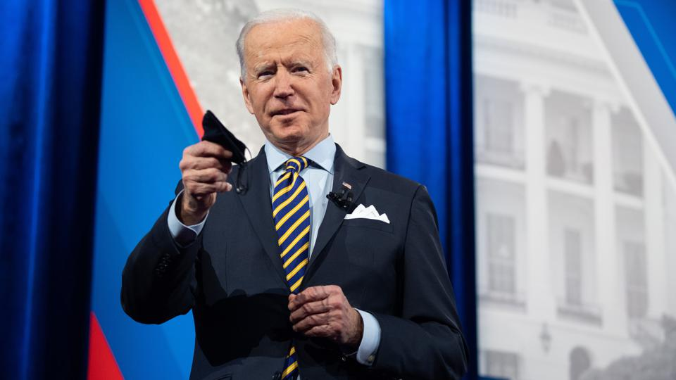 Biden says vaccines available for all Americans by end July
