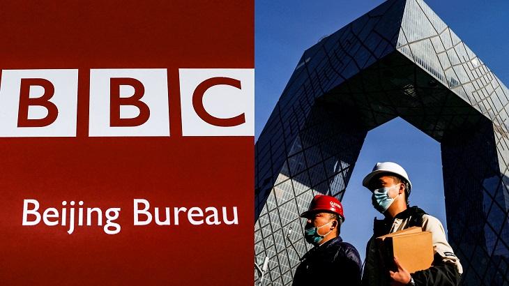 China media fog thickens after BBC World News goes dark
