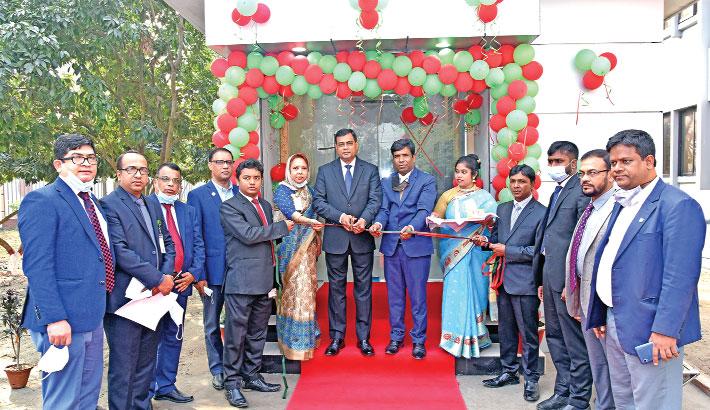 MTB opens ATM booth at Uttara EPZ