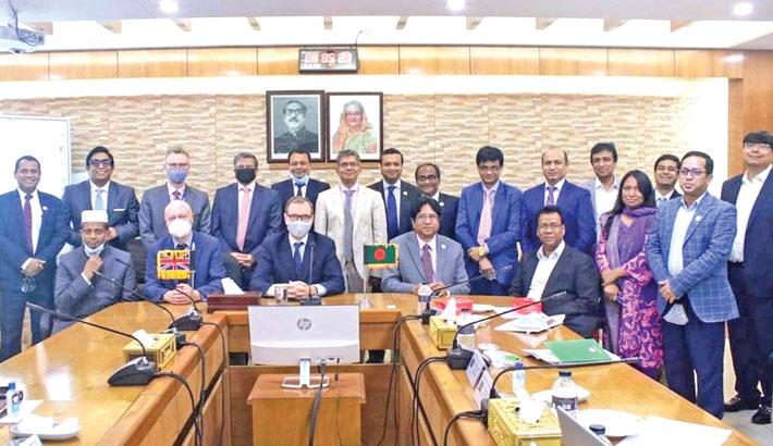 UK, Bangladesh agree on trade partnership