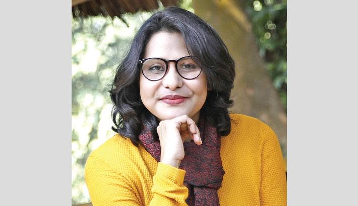 Farzana wins int'l photography award