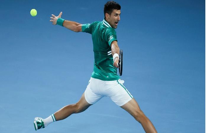 Racquet-smasher Djokovic follows Williams, Osaka into Australia semis