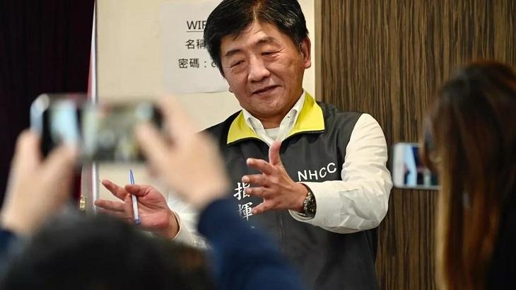 Taiwan says 'political pressure' blocking coronavirus vaccine deal