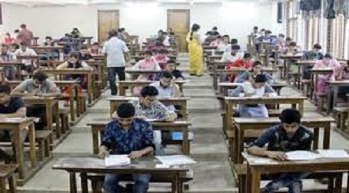 Varsity admission test schedule announced