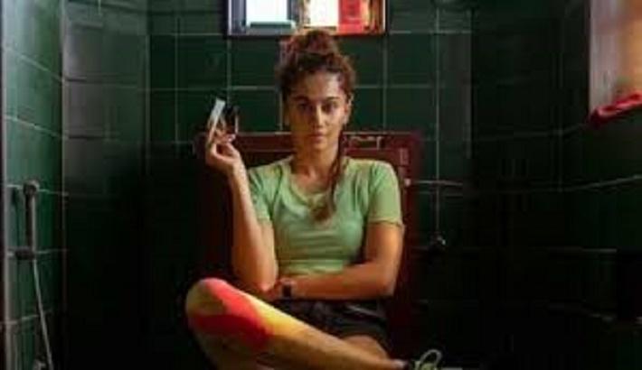 Taapsee  Pannu got 'so much love' on  her film set 'Looop Lapeta'