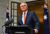 Scott Morrison could tear up Victoria's controversial Belt and Road deal with China with WEEKS as PM declares there's 'no benefit' to Australia