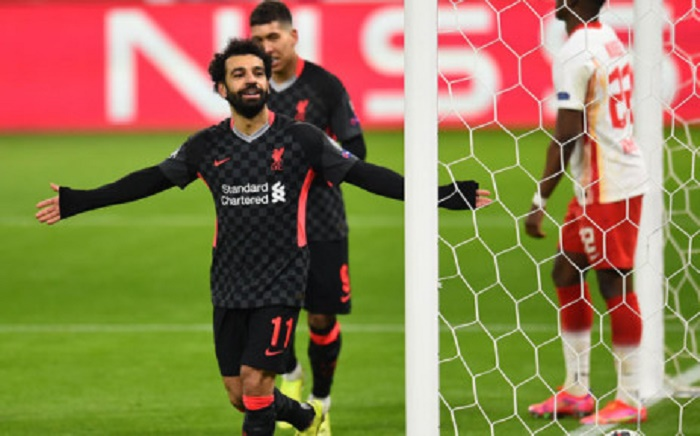 Liverpool seize control over RB Leipzig in Budapest