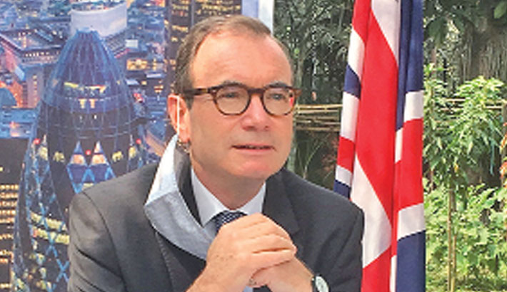 UK to continue GSP for Bangladesh: Envoy