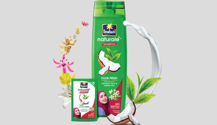 Marico launches Parachute Naturale shampoo