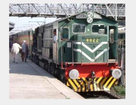 Pakistan Railways chugs to a halt after China waves red flag