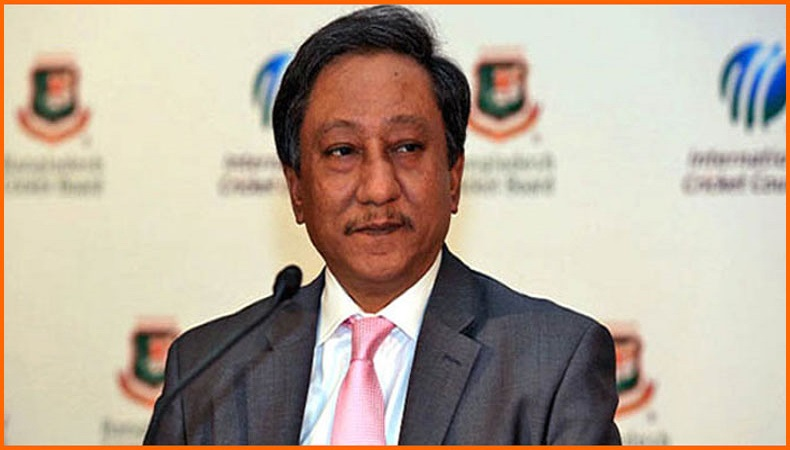 Cricket issues to be resolved soon: Nazmul