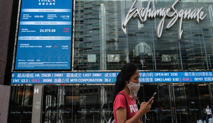 Shanghai surges at open on return after break