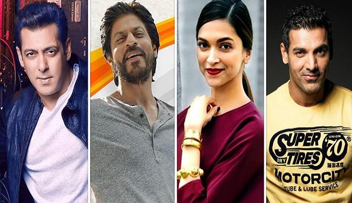 Shah Rukh starrer 'Pathan' to be shot at Burj Khalifa