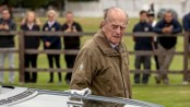 UK's Prince Philip taken to hospital as 'precaution'