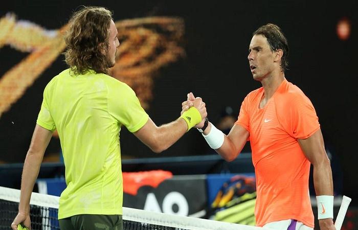 Tsitsipas finds 'nirvana' in stunning Nadal upset