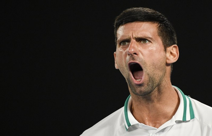 Djokovic into Australian Open final for 9th time