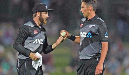 Williamson, Boult likely to miss Bangladesh series