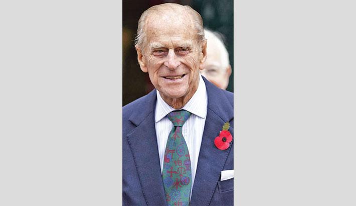 Prince Philip taken to hospital as 'precaution'