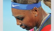 Williams exits in tears as Osaka, Djokovic reach finals