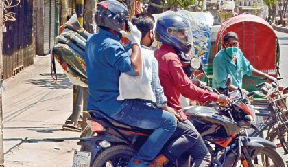 Traffic chaos, fatality on rise