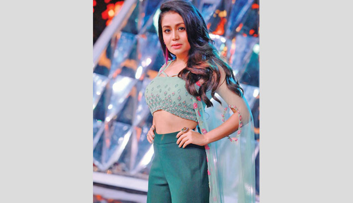 Neha Kakkar opens up on facing anxiety issues
