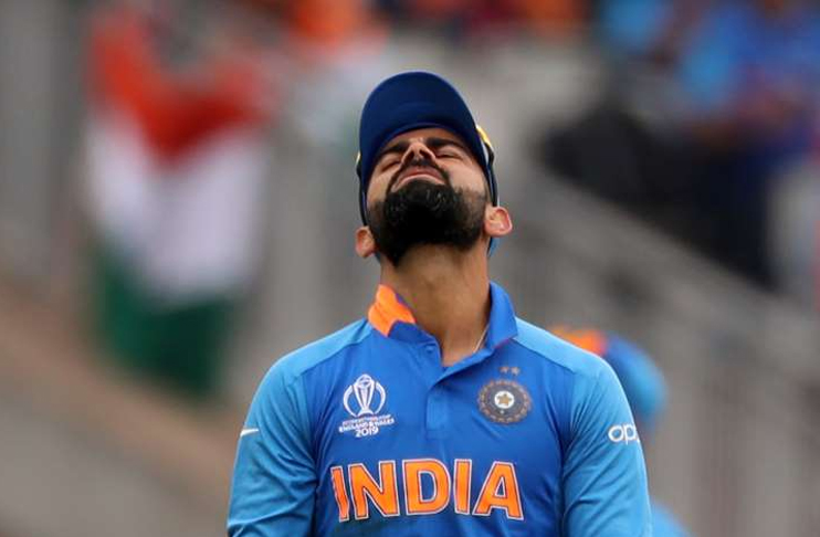 India's Kohli says he suffered from depression