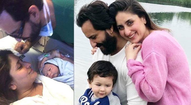 Kareena Kapoor, Saif Ali Khan welcome baby boy, Taimur becomes big brother