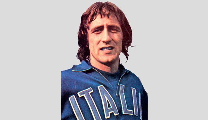 Ex-Italy player Bellugi dies