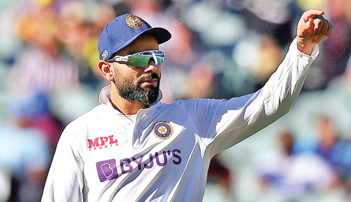 Kohli says he suffered from depression