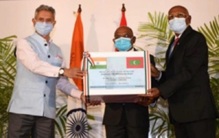 India, Maldives sign five pacts to boost infrastructure projects in island nation