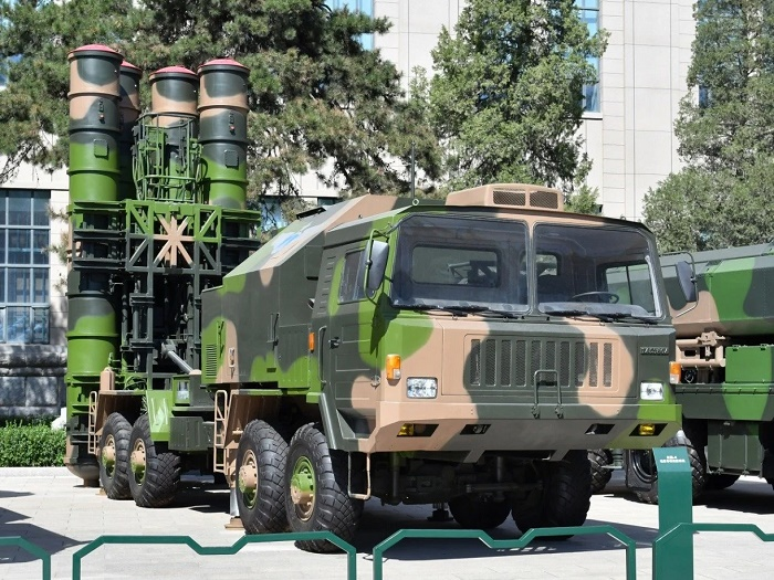 Could China's HQ-9 Missile Defense Give Russia a Run For Its Money?