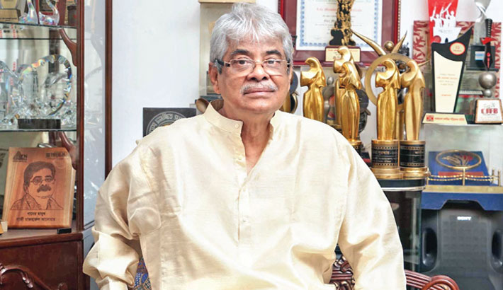 Gazi Mazharul Anwar's 78th birthday today