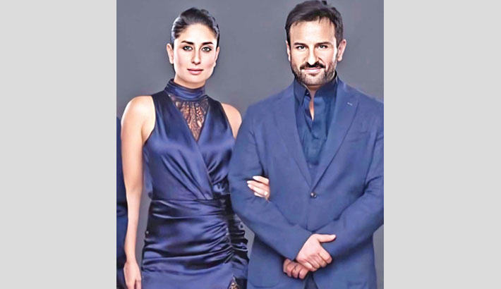 Kareena, Saif blessed with second baby