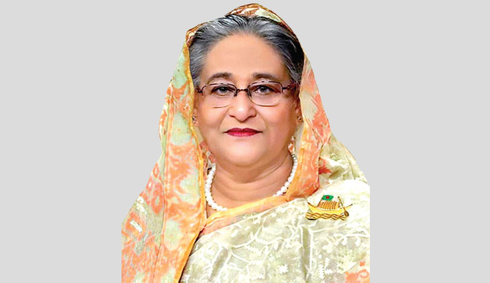 Another success of Sheikh Hasina