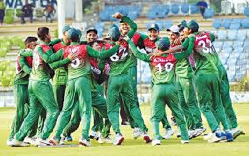 Junior Tigers to play against Afghans in India