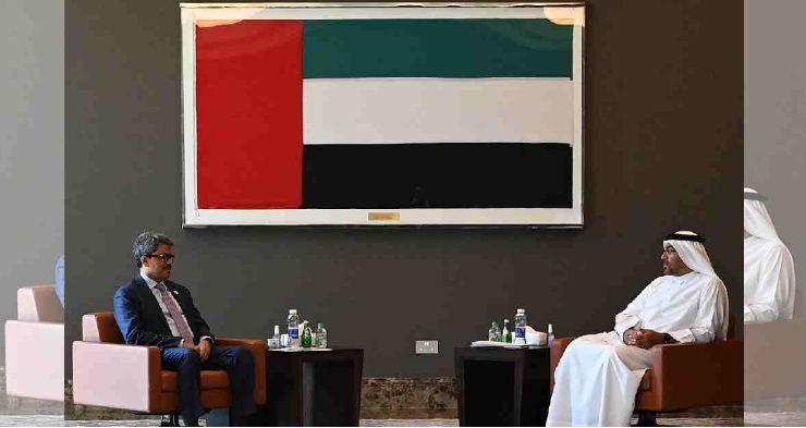 UAE lauds PM Hasina's leadership in managing COVID-19 challenges