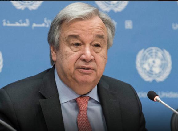 UN chief demands immediate halt to Myanmar 'repression'